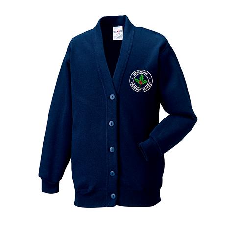 Newmore Primary Cardigan Sweatshirt