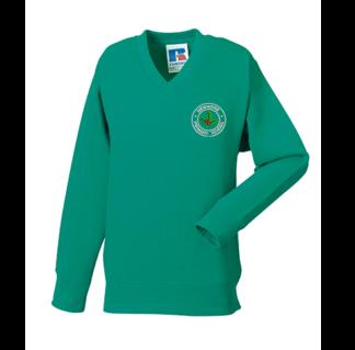 Newmore Primary V-Neck Sweatshirt