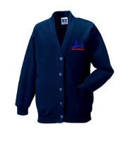North Kessock Primary Sweatshirt Cardigan