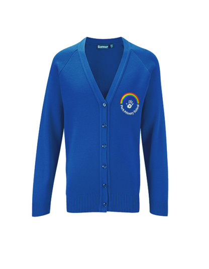Park Primary Knitted Cardigan