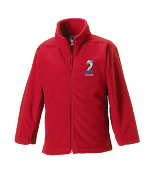 Scourie Primary Fleece Full Zip