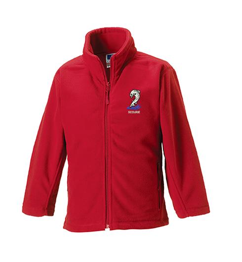 Scourie Primary Fleece Full Zip