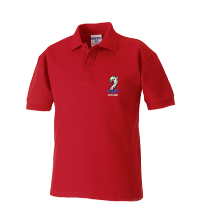 Scourie Primary Polo Shirt
