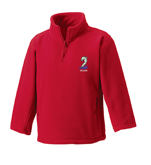 Scourie Primary Fleece Qtr Zip