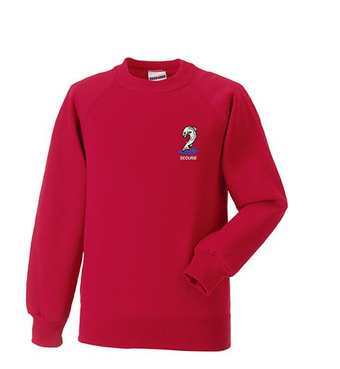 Scourie Primary Sweatshirt