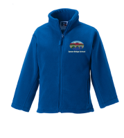 Spean Bridge Primary Fleece Full ZiP