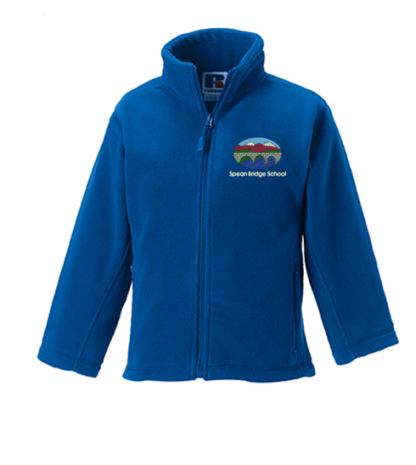 Spean Bridge Primary Fleece Full ZiP