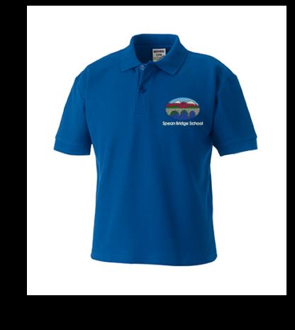 Spean Bridge Primary Polo Shirt