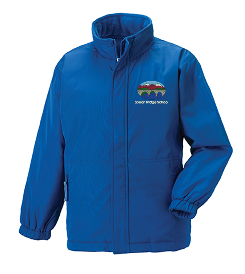 Spean Bridge Primary Reversible Jacket