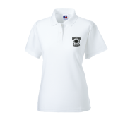 Dingwall Academy Female fit Polo Shirt 2