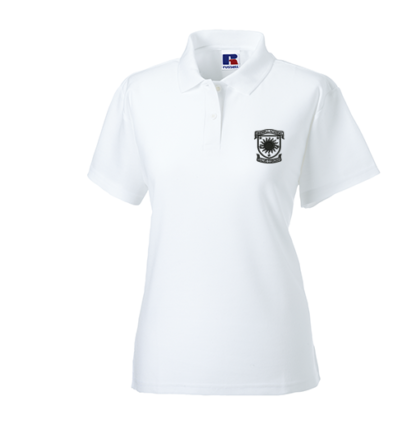 Dingwall Academy Female fit Polo Shirt