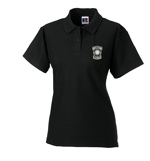 Dingwall Academy Female fit Polo Shirt