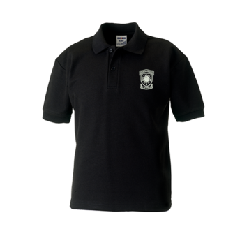 Dingwall Academy Polo Shirt
