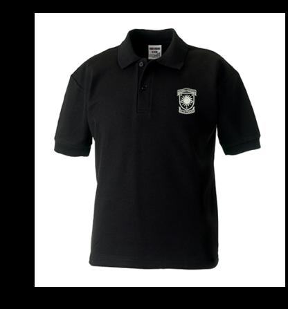 Dingwall Academy Polo Shirt