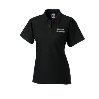 Fortrose Academy Female Fit Poloshirt