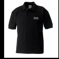 Fortrose Academy Adult Poloshirt