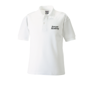 Fortrose Academy Adult Poloshirt 2