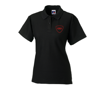 Golspie High School Female Fit Poloshirt