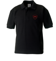 Golspie High School Adult Poloshirt