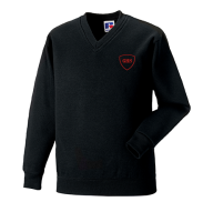 Golspie High School V-Neck Sweatshirt