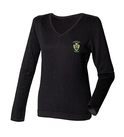 Invergordon Academy Female Knitted Jumper