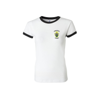 Invergordon Academy Girls Top Short Sleeve