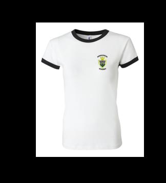Invergordon Academy Girls Top Short Sleeve