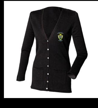 Invergordon Academy Cardigan