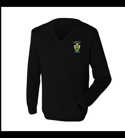 Invergordon Academy Male Knitted Jumper