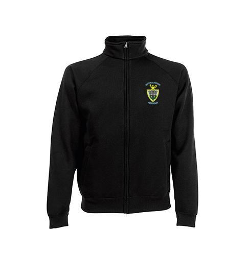 Invergordon Academy Zipped Sweatshirt
